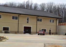 First Step Church IFC Building